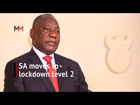 Ramaphosa announces Stage 2 Lockdown