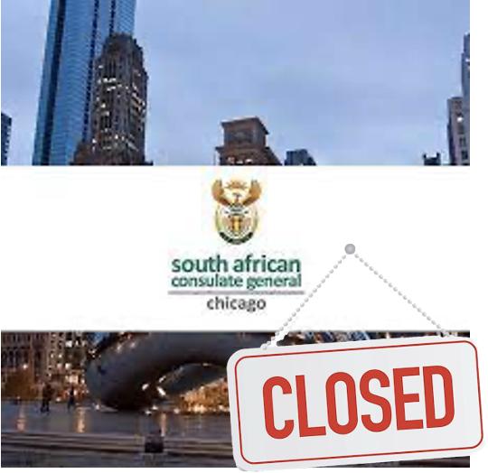 Consulate closed