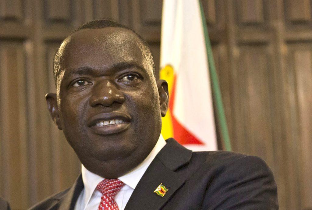 Sibusiso Moyo dies
