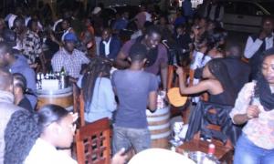 Party in Nairobi